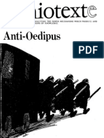 Semiotexte v2n3 Anti-Oedipus
