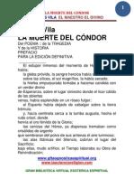 32 38 LA MUERTE DEL CONDOR VARGAS VILA Www.gftaognosticaespiritual.org