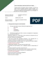 Fileshare.ro_cHESTIONAR Management Strategic 2