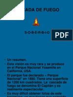 La cascada de fuego.pps