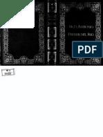 Felipe Pardo y Aliaga. Poesías y escritos en prosa. París, 1869.