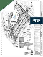 Kenrick Plaza Walmart site plan