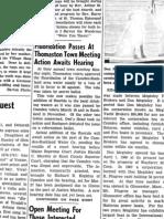 Thomaston approves fluoridation