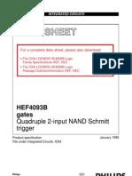 HEF 4093B