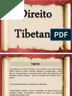Slides Direito Tibetano - Hist. e Antropologia Do Direito