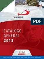 Catálogo General San Pablo 2013 - WEB