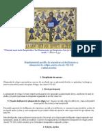 Regulament Organizare Si Desfasurare - OLIMPIADA RELIGIE ORTODOXA Cls. VII-XII