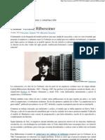 Ciudad Vertical, Hilberseimer _ Blog de Javier Aisa