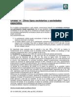 Lectura 14 - Otros tipos societarios y sociedades especiales.pdf