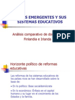 Sistemas educativos comparados