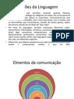 4.- Funções da Linguagem