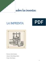 14La imprenta