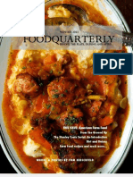 Foodquarterly Winter 2013