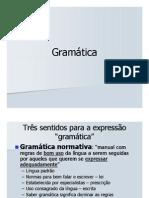 6.- Gramática