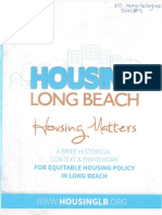 Housing in Long Beach