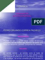 DIAPOSITIVAS RECURSOS - DIPLOMADO -