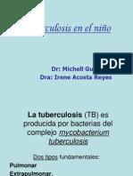 Tuberculosis en el niño