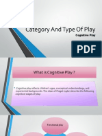 Category and Type of Play 2014