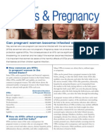 STDs and Pregnancy Fact Sheet