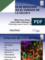 Fichas de Infeccion Asociada Al Cuidado de La Salud II
