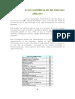 Importancia de La Carrera Profesional de Administracion