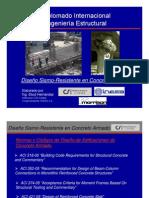 Diseño Sismo-Resistente en Concreto Armado_Feb 09