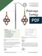 Printemps Earrings