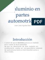 Duraluminio- Juan Jose
