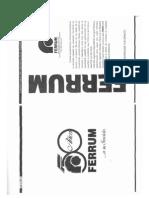 Catalogo ferrum completo for Catalogo inodoros ferrum