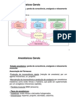 Anestésicos gerais