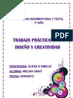 Diseño y creatividad
