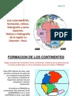 LOS CONTINENTES_FORMACIÓN_