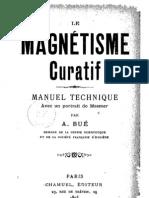118926129 Bue Alphonse Le Magnetisme Curatif