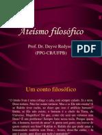 Ateísmo Filosófico
