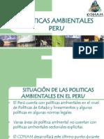 09 Peru - Politicas Ambientales.ppt