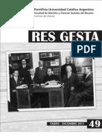 Res Gesta49