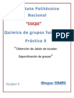 Práctica No 9 saponificaciòn.docx