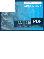 Anuario de Estadisticas Universitarias 2010