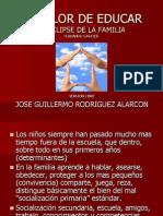 RITA Eleclipsedelafamiliaelvalordeeducar 090303175036 Phpapp02