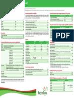 Postai tarifák 2013