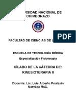 Kinesioterapia II