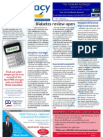 Pharmacy Daily for Thu 23 May 2013 - Diabetes review, morphine, GSK closure, Janssen-Cilag CSIRO pact and more