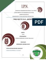Proyecto s.e Juchitan