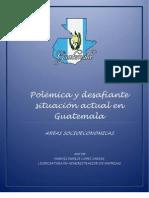 Proyecciones Socioeconomicas de Guatemala