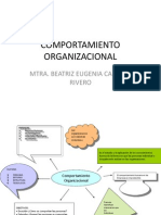 COMPORTAMIENTO ORGANIZACIONAL 1