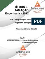 Algoritmo e Programa