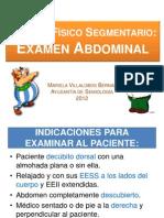 04. Examen Abdominal