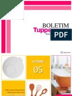 Boletim Tupperware Semanas 18 a 21.2013