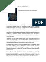 22. Isaac Paul Mendoza Sanchez