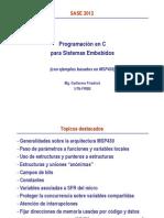 Prog en C Para Sistemas Embebidos en MSP430